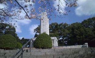 北九州「忠霊塔」実は2つある?その意味と噂!